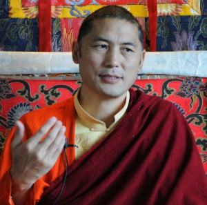 Kilung Rinpoche foredrag: 'The Relaxed Mind'