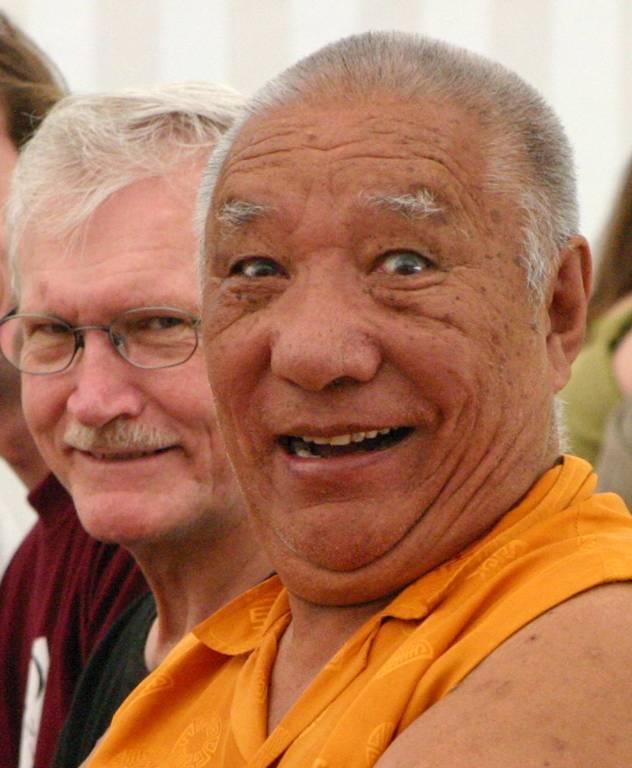 Jim og Khenpoen