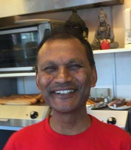 Vegetarisk fællesspisning med nepalesisk kok Ratna - ikke flere pladser!