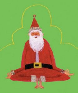 Stille meditation juleaftensdag v/ Svend Viking