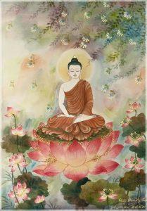 """Dharmalærer Tsewang underviser: """"De 4 Ædle Sandheder"""""""