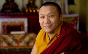 Tulku Dakpa Rinpoche underviser i 'De 4 Umålelige'