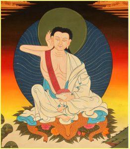 Tibetansk nytårs arrangement: Milarepa Tsog puja