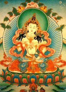 Lama Changchub underviser i Dorje Sempa praksis