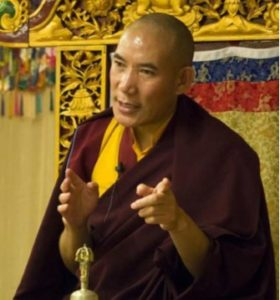 OBS AFLYST: Chamtrul Rinpoche: How Reality is an illusion created by Mind