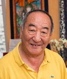 Lakha Lama hjemmeside